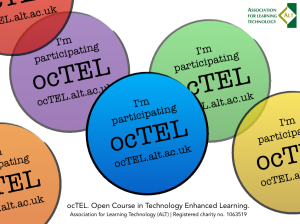 Legitimate Peripheral Participation: #ocTEL MOOC.